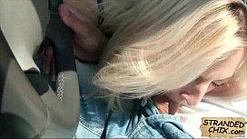 Czech babe fucked in car Katy Rose.1.3