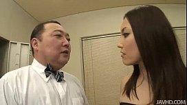 Nozomi Mashiro takes matters...