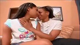SpankBang ebony lesbian mom...