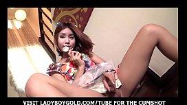 18 Yo China Ladyboy...