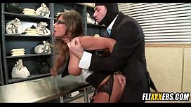 Madison Ivy Fucked In...