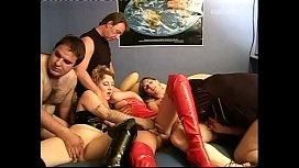 Big libidinous orgies and...