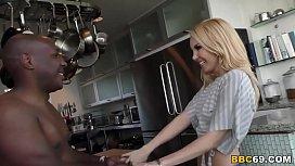 Petite Blonde Aaliyah Love...