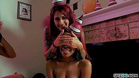 Spizoo - Jenna Foxx, Savana...