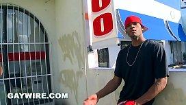 GAYWIRE - Offering Black Thug...