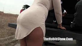 Big booty thickred gets...