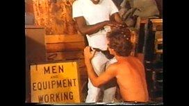 Vintage bareback gay piss...