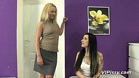 Teacher and student exchange...