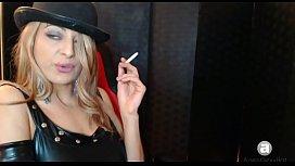 Smoking Humiliation...