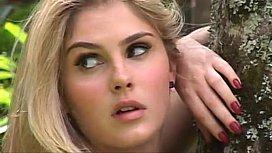 Barbara Evans atriz brasileira em um maravilhoso ensaio fotográfico