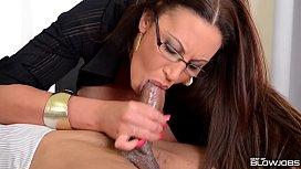 Big Titty Boss lady...