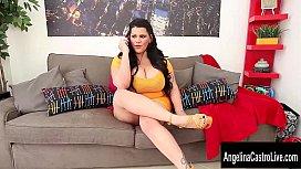 Cuban Cocksucker Angelina Castro...
