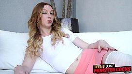 Young redhead Katy Kiss...