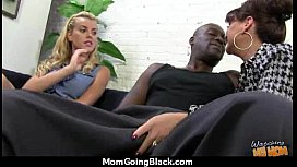 A great hardcore interracial...