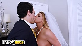 BANGBROS - MILF Bride Brooklyn...