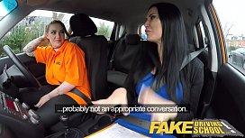 Fake Driving School Jailbird...