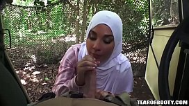 Two arab babes suck a cock xxx18