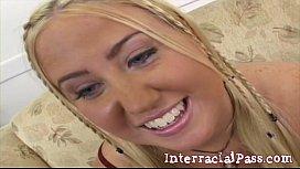 Little Blonde teen Jassie...