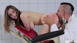 Stella Cox Gets Dominated...