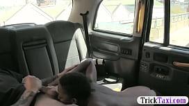 Ebony passenger got a...