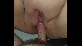 Quick Bbw creampie pussy