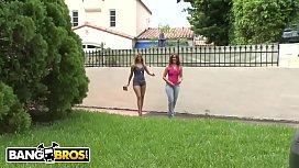 BANGBROS - Check Out These Fine Ass Latinas Miss Raquel And Nena Linda With Them Premium Nalgas