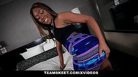 TeenyBlack - Sexy Ebony Chanell...