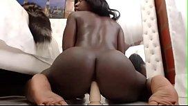 Hot black ass teen...