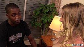 Tegan Riley Interracial...