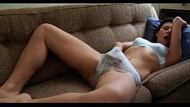 Lovely female orgasm...
