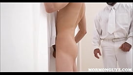 Mormon Twink Boy Fucked...