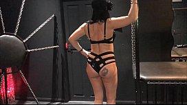 Ballbusting: Mistress Arabella destroys...