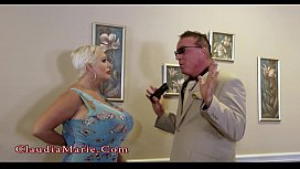 Claudia Marie VS Silicone...