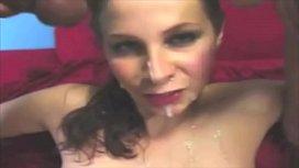 Gianna Michaels Facials Compilation...