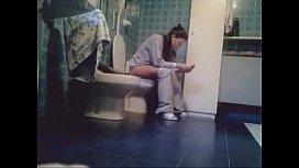 Spy cam in bagno