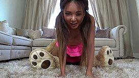 Naughty Asian Teen...