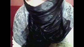 Curvy Arab Hijab MILF...