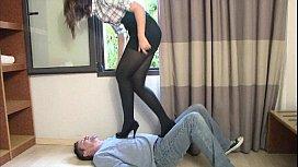 High Heel Trample...