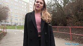 Public Agent Russian shaven...