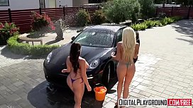 DigitalPlayground - Angela and Nicolette Get Wet