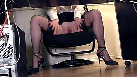 Compilation of secretary legs...