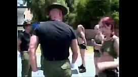 Military Sex School Blowjob...