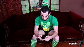 FemDom Babes Dominate A Leprechaun