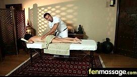 erotic fantasy massage with happy en ...