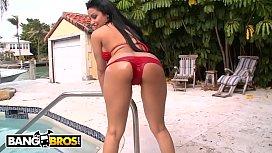BANGBROS - Latina Pornstar Abella...