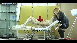 Medical momification - Subtitled. Mistress...