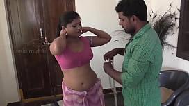Hot desi bhabhi with...