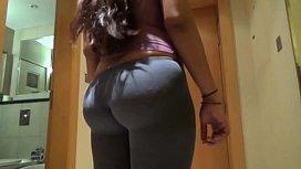 Desi Big Ass Wife...