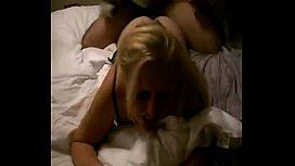 Hot white wife banged...