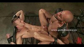 Sex slave gets his...